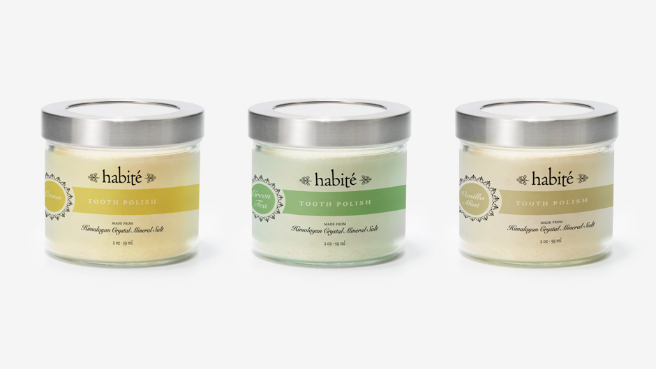 Habité Tooth Polish Series Feature Image